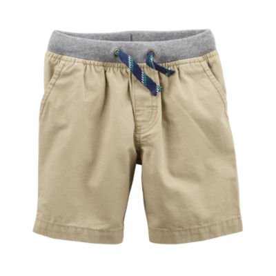 Carter's Pull-On Shorts-Toddler Boys 2T-5T