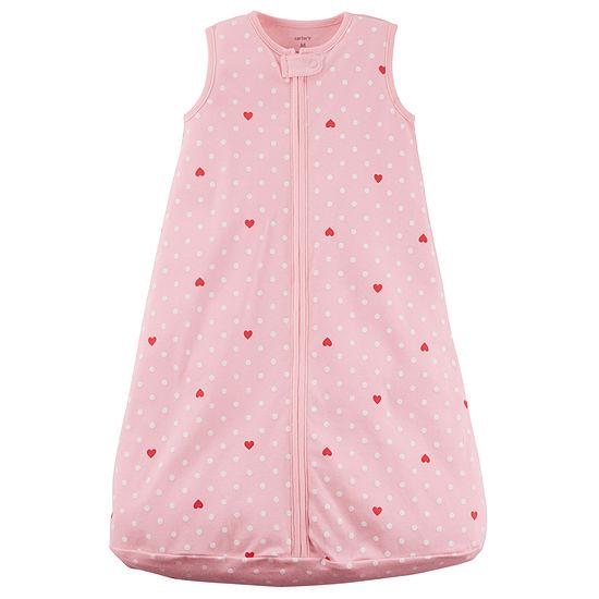 Carter's Little Basics Sleeveless Sleeping Bags - Baby Girls