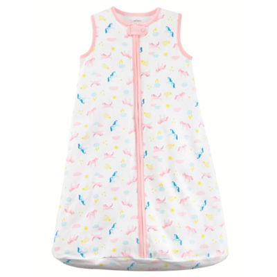 Carter's Little Basics Sleeveless Sleeping Bags - Baby Girls