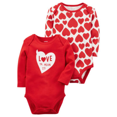 Carter's Valentine'S Day Bodysuit - Baby