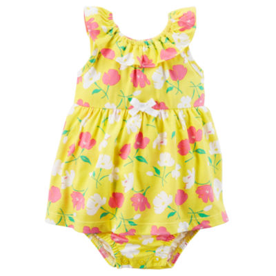 Carter's Sunsuit Bodysuit - Baby Girls NB-24M