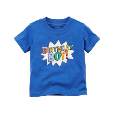 Carter's Birthday Graphic T-Shirt-Baby Boys