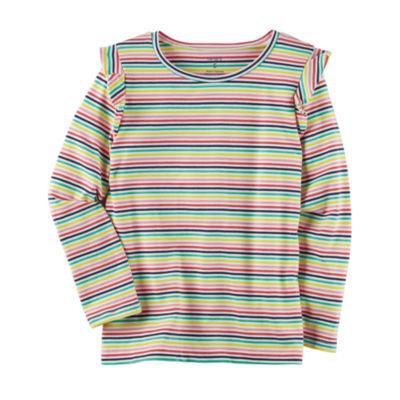 Carter's Long Sleeve Babydoll Top - Preschool Girls