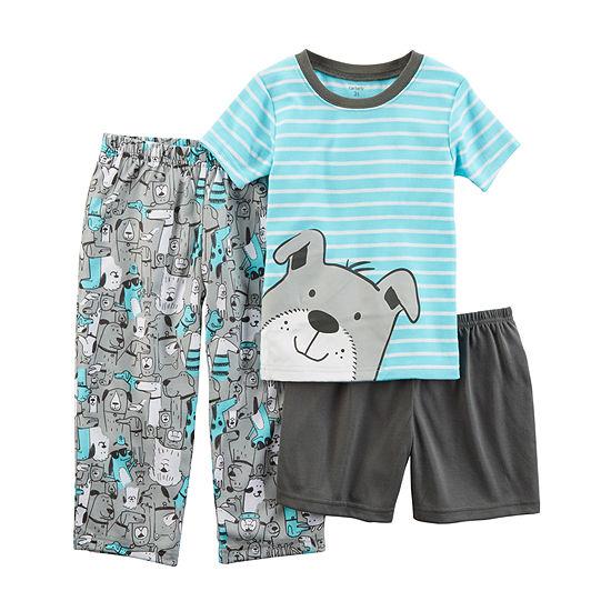 Carter's Boys 3-pc. Pajama Set Baby