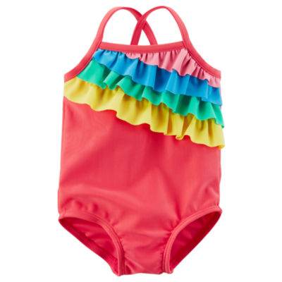 Carter's One Piece Swimsuit Baby Girls