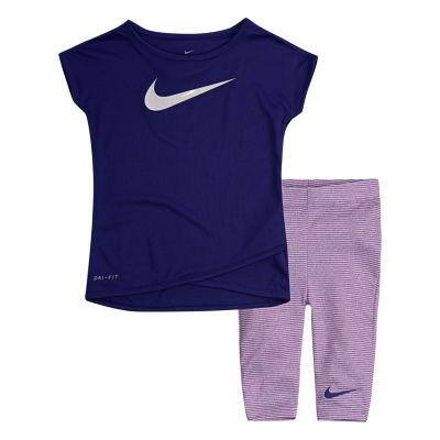 Nike 2-pack Pant Set Girls