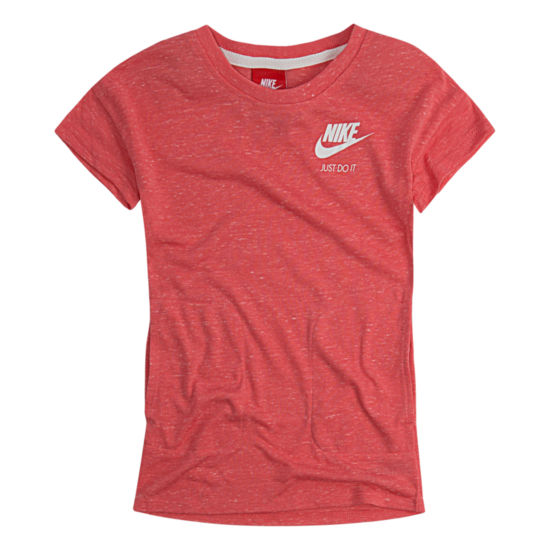 Nike Short Sleeve Tee - Preschool Girls