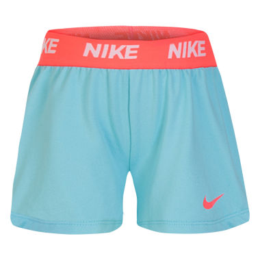 Nike Jersey Workout Shorts - Preschool Girls