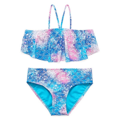 Arizona Girls Ombre Bikini Set - Girls' 4-16