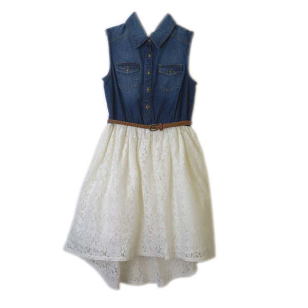 Arizona Sleeveless Tutu Dress - Big Kid Girls