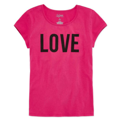 City Streets Graphic Tee - Girls' Sizes 4-16 and Plus