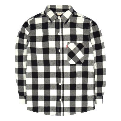 Levi's® ™ Long Sleeve Pocket Shirt Boys