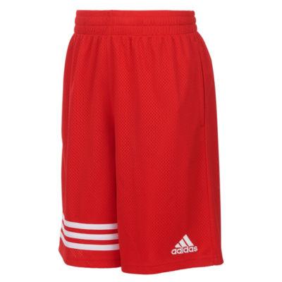 adidas Basketball Shorts - Big Kid Boys