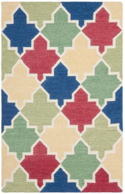 Safavieh Wilfreda Hand Woven Flat Weave Area Rug