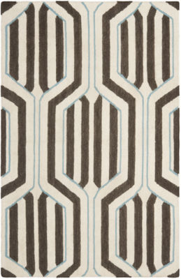 Safavieh Yazmin Hand Woven Flat Weave Area Rug