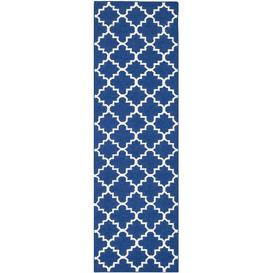 Safavieh York Hand Woven Flat Weave Area Rug