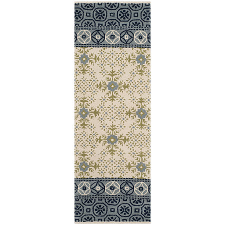 Safavieh Phoebe Hand Tufted Area Rug, One Size , White at RugsBySize.com