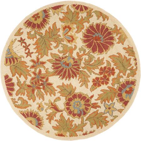 Safavieh Ramona Hand Hooked Area Rug, One Size , White Product Image