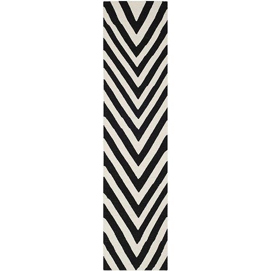 Safavieh Zechariah Hand Woven Flat Weave Area Rug