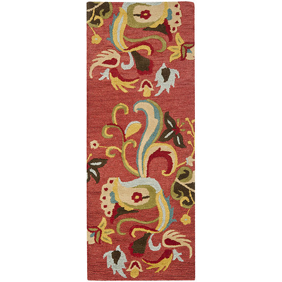 Safavieh Nuala Floral Wool Rug