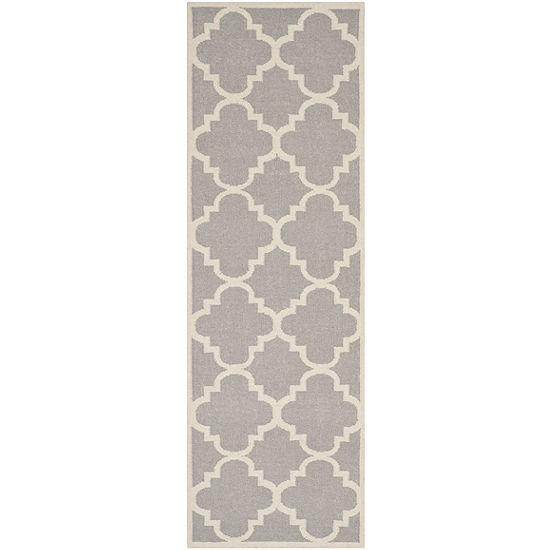 Safavieh Candis Hand Woven Flat Weave Area Rug