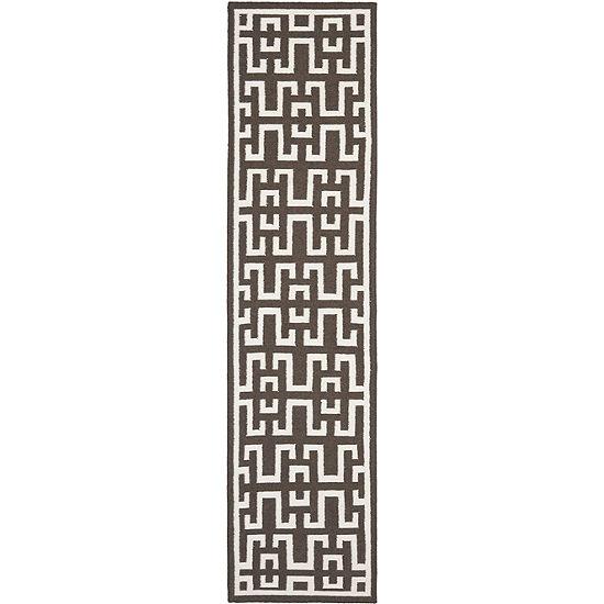 Safavieh Owen Hand Woven Flat Weave Area Rug