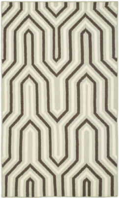 Safavieh Paisley Hand Woven Flat Weave Area Rug