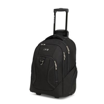 High Sierra Endeavor Wheeled Backpack