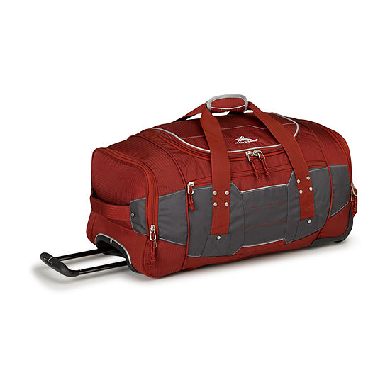 High Sierra Ultimate Access 2.0 26 Inch Wheeled Duffel