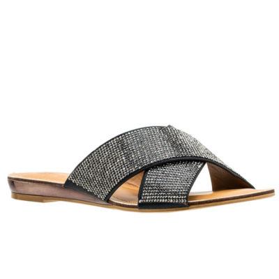 GC Shoes Zanna Womens Slide Sandals