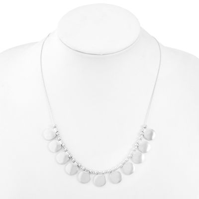 Liz Claiborne Womens Collar Necklace