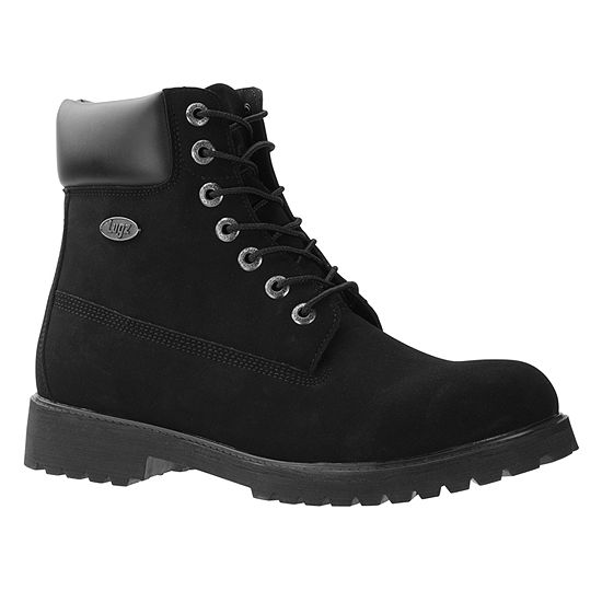 04a8bb828f4 Lugz Mens Convoy Wr Water Resistant Work Boots