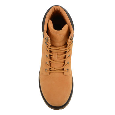 Lugz Mens Nile Hi Lace Up Work Boots Lace-up