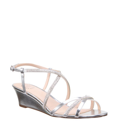 I. Miller Fiamma Womens Wedge Sandals