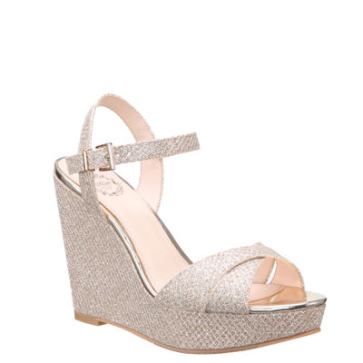 I. Miller Vinya Womens Wedge Sandals