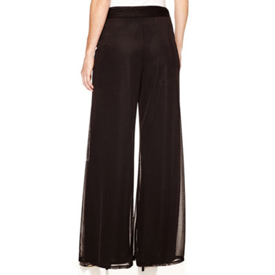 Onyx Nites Wide Leg Pants