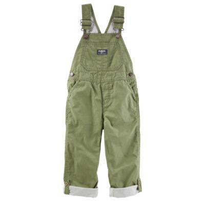 Oshkosh Olive Surplus Jacket Overalls - Baby