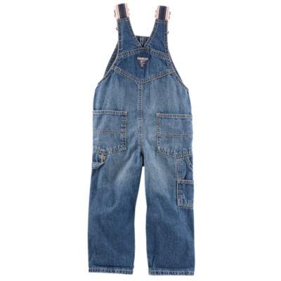 Oshkosh Olive Surplus Jacket Short Sleeve Cardigan - Baby Girls