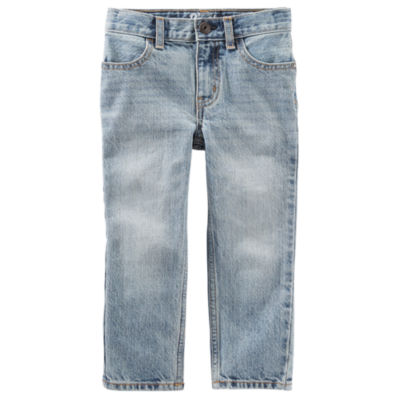 Oshkosh Straight Jeans Sun Faded Light - Preschool Boys