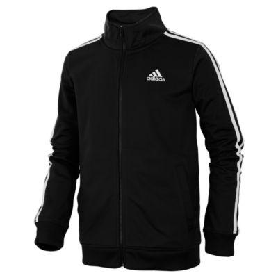 adidas Boys Track Jacket - Big Kid