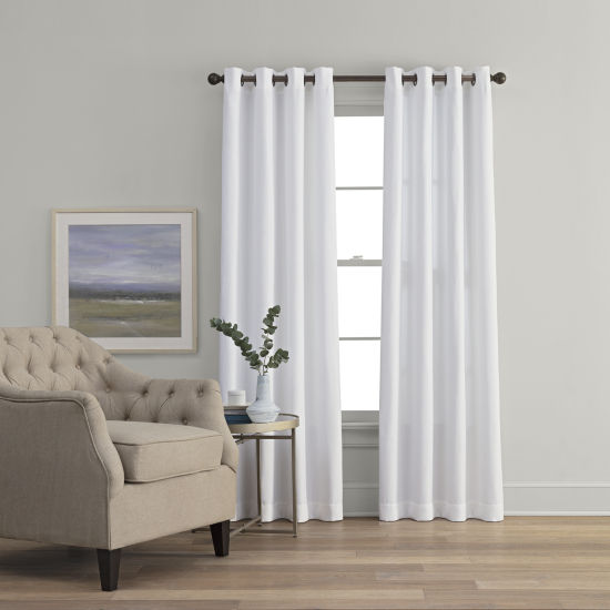 JCPenney Home Room Darkening Grommet-Top Curtain Panel
