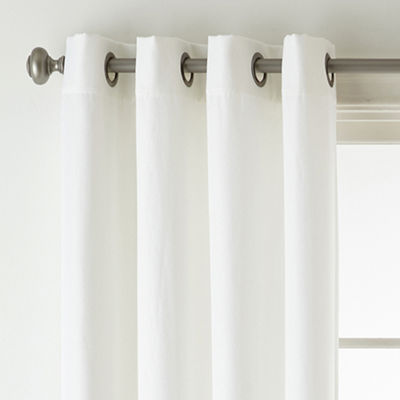 JCPenney Home Pasadena Room Darkening Grommet-Top Curtain Panel
