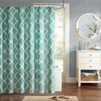 Madison Park Essentials Concord Shower Curtain