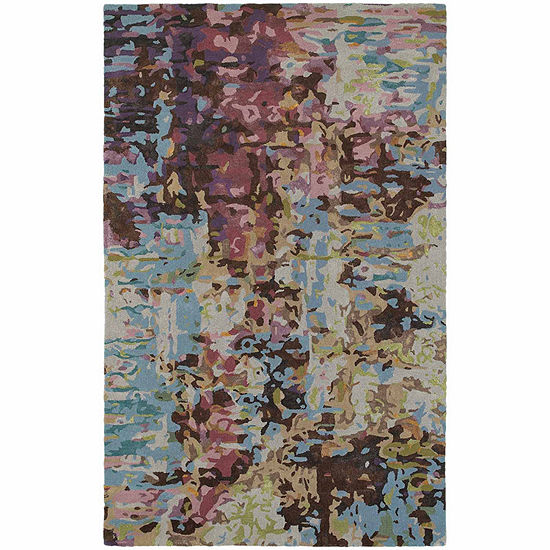 Covington Home Paramount Reveal Hand Tufted Rectangular Indoor Rugs