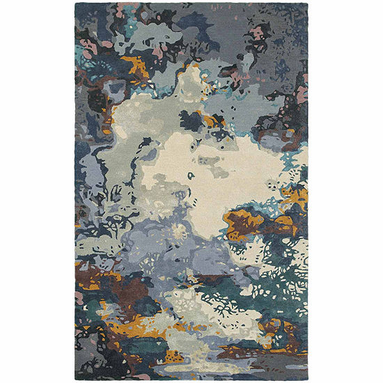 Covington Home Paramount Aire Hand Tufted Rectangular Indoor Rugs