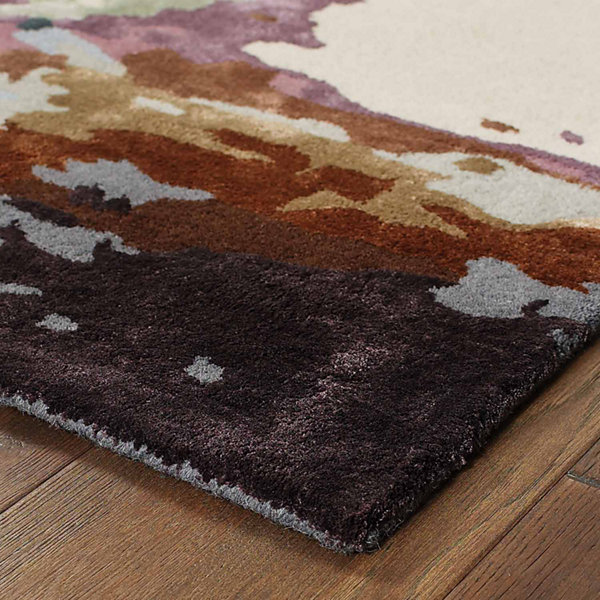 Covington Home Paramount Fondre Hand Tufted Rectangular Rugs