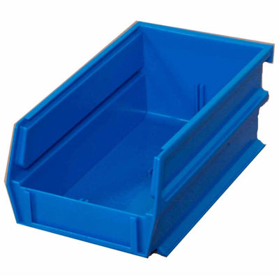 LocBin 7-3/8 in. L x 4-1/8 in. W x 3 in. H Stacking Hanging Interlocking Polypropylene Bins