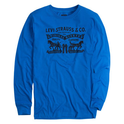 Toddler Boy Levi's Long Sleeve Tee