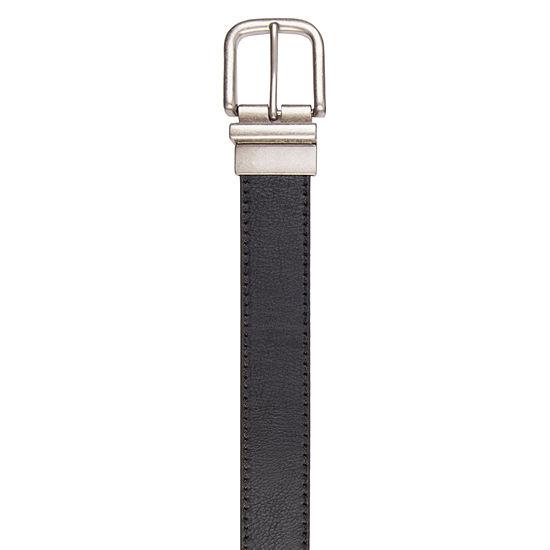 St. John's Bay™ Cut Edge Reversible Men's Belt