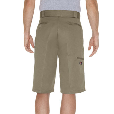 "Dickies® 13"" Multi–Pocket Workwear Twill Shorts"